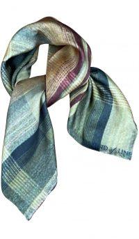 Silketørklæde fra Mind of Line