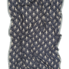 Grafisk printet uldtørklæde fra Mind of Line